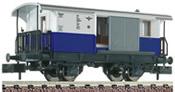 German Baggage Car for Edelweiss Railroad