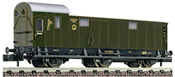 3-axle baggage coach with brakeman's cab type Pw 3i pr11 DRG