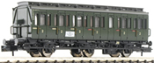3-axled 2nd class compartment coach, type C3 pr11 DB