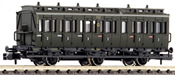 3-axled 3rd class compartment coach, type C3 pr11 DRG