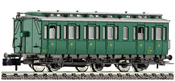 3-axle compartment coach w/out brakeman of the FS