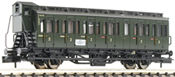 2-axled 2nd class compartment coach with brakeman's cab, type C pr21 DB