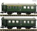 2 piece set conversion coaches