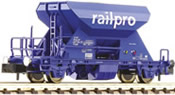 Dutch Ballast Car Railpro  of the NS
