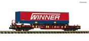 Pocket wagon T3  + Winnner Display 825030 #5