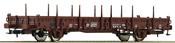 Swivel stake wagon