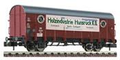 """Boxcar type Gl 11 """"Holzindustrie Hunsrück K.G."""" DB"""