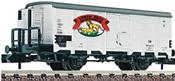 """DB Beer wagon """"Löwenbräu-Brewery"""""""