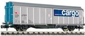 Swiss Sliding Wall Car of the SBB Cargo