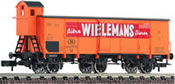 SNCB 3-axle beer wagon WIELEMANS