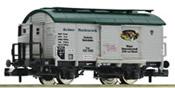 "Wine barrel tank wagon ""Kröver Nacktarsch"" (Winzergenossenschaft Kröv) DRG"