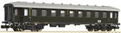 3rd class fast train coach