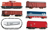German Digital Starter Set BR 204 with Freight of the DB AG (DCC Decoder)