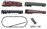 German Digital Starter Set w. BR221, 3 Passenger Cars of the DB