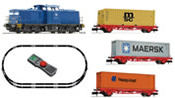 Digital starter set: Locomotive class 204 and container train, PRESS