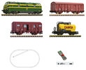 Digital Set z21: Diesel locomotive class 340 of the RENFE