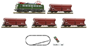 Digital Set z21: Electric locomotive class 140 of the DB