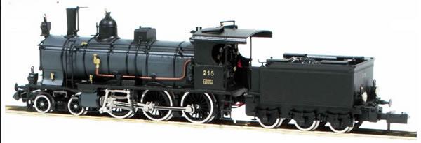 Fulgurex 11562d - Swiss Steam Locomotive A35 of the Gotthardbahn 1906 Version