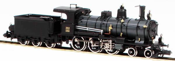 Fulgurex 1156d - Swiss Steam Locomotive A35 of the Gotthardbahn 1896 Version