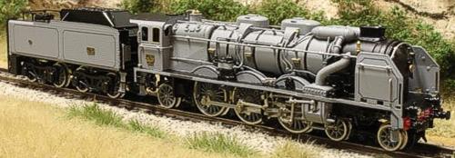 Fulgurex 11582 - PO Class 231 Pacific - Grey Livery