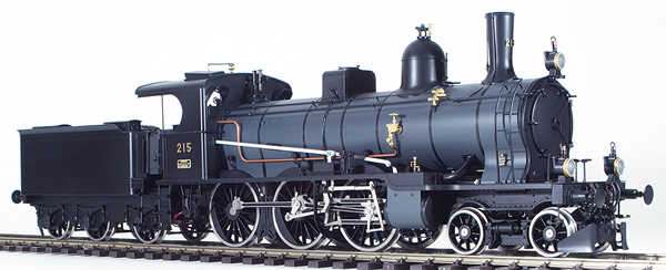 Fulgurex 12652 - Swiss Steam Locomotive Class Ae3/5 of the Gotthardbahn