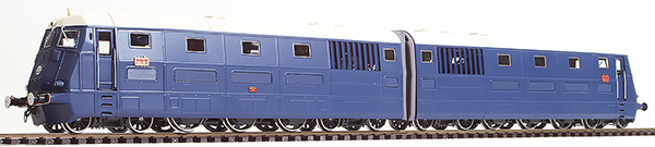 Fulgurex 2265-1 - French Double Diesel Locomotive Class 262 AD1 of the PLM
