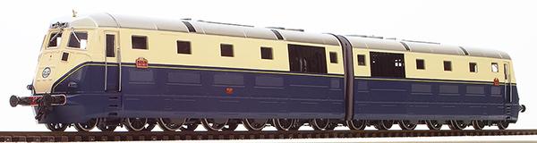 Fulgurex 2265-2 - French Double Diesel Locomotive Class 262 BD1 of the PLM