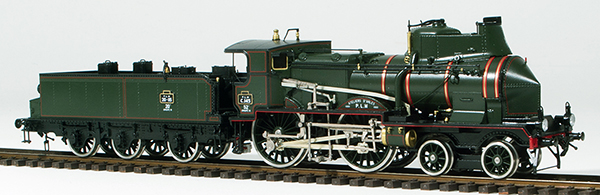 Fulgurex 401-2217 - French Steam Locomotive Class C.145 (Coupe Vent) of the PLM