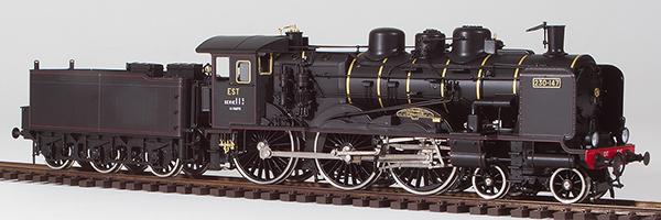 Fulgurex 401-2229 - French Locomotive Class 230 of the EST Black Livery