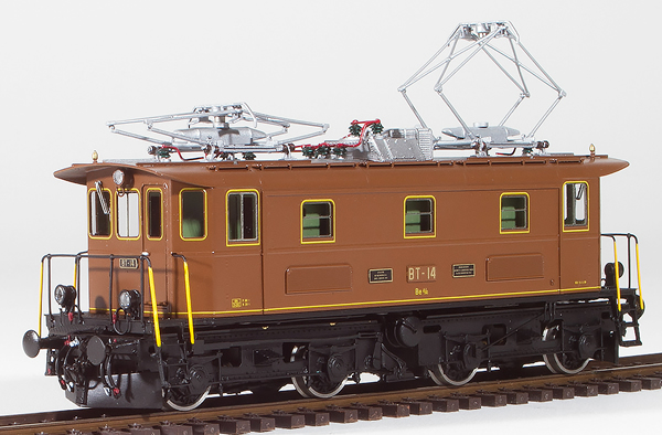 Fulgurex 401-22722 - Swiss Electric Locomotive Class Be 4/4