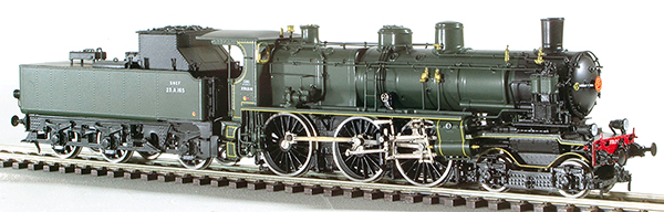 Fulgurex 401-230 - French Steam Locomotive Class 230 D of the SNCF