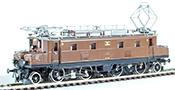 Swiss Electric Locomotive Class Be4/6 of the SBB (Digital)