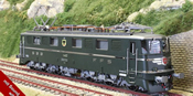 Swiss SBB/CFF Ae6/6 Heavy Electric  with URI Canton