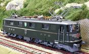 Swiss SBB/CFF Ae6/6 Heavy Electric with THURGAU Canton