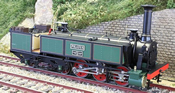 Swiss SCB Ed 3/5 Locomotive Pilatus without cab