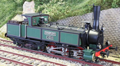 Swiss SCB Ed 3/5 Locomotive Simplon with cab