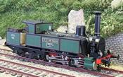 Swiss JBL Ed 3/5 Locomotive La Chaux De Fonds with cab