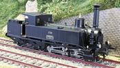 Swiss SBB CFF Eb 3/5 Locomotive No. 8799 with cab