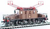 Italian #362 Valtellina Simplon Locomotive