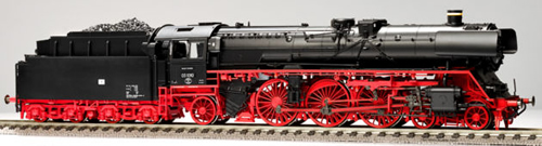 Gutzold 59042 - German Steam Locomotive 03 1010-2 of the DR (DCC Sound Decoder)