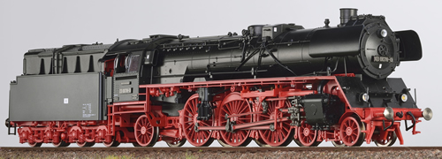 Gutzold 59053 - German Steam Locomotive 03 0078-0 with Oil Firing of the DR (Sound Decoder)