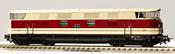 German Diesel Locomotive 118131-2 of the DR
