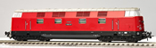 German Diesel Locomotive V180 007 of the DR