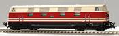 German Diesel Locomotive V180-021 of the DR