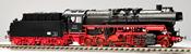 German Steam Locomotive 58 3027 of the DR (DCC Sound Decoder)