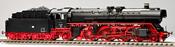 German Steam Locomotive 03 1010 of the DR (DCC Sound Decoder)