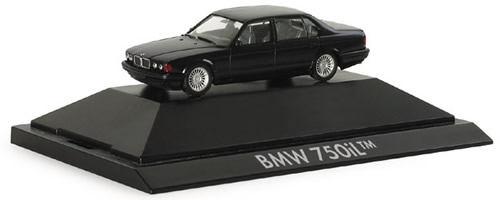 Herpa 101721 - BMW 750I L( 33.25) High Tech - 1988