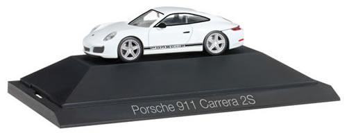 Herpa 101967 - Porsche 911 Carrera 2 S Porsche