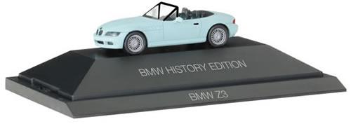 Herpa 102032 - BMW Z3 ($ 39.95) BMW History