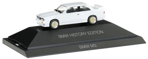 Herpa 102049 - BMW M3 ($ 39.95) BMW History